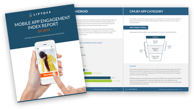 Mobile App Engagement Index