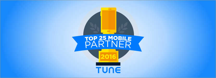 Liftoff featured in TUNE's Top 25 Global Advertising Partners list