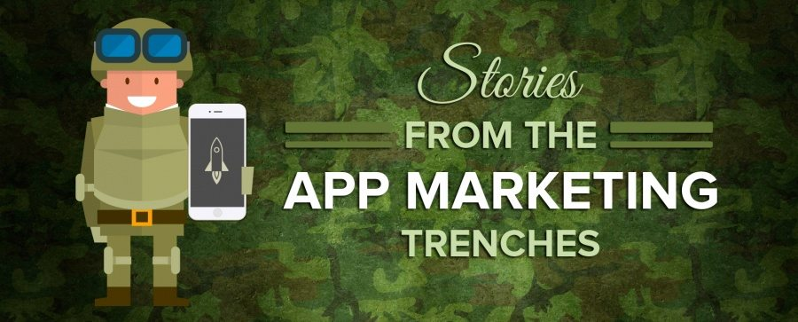app marketing stories