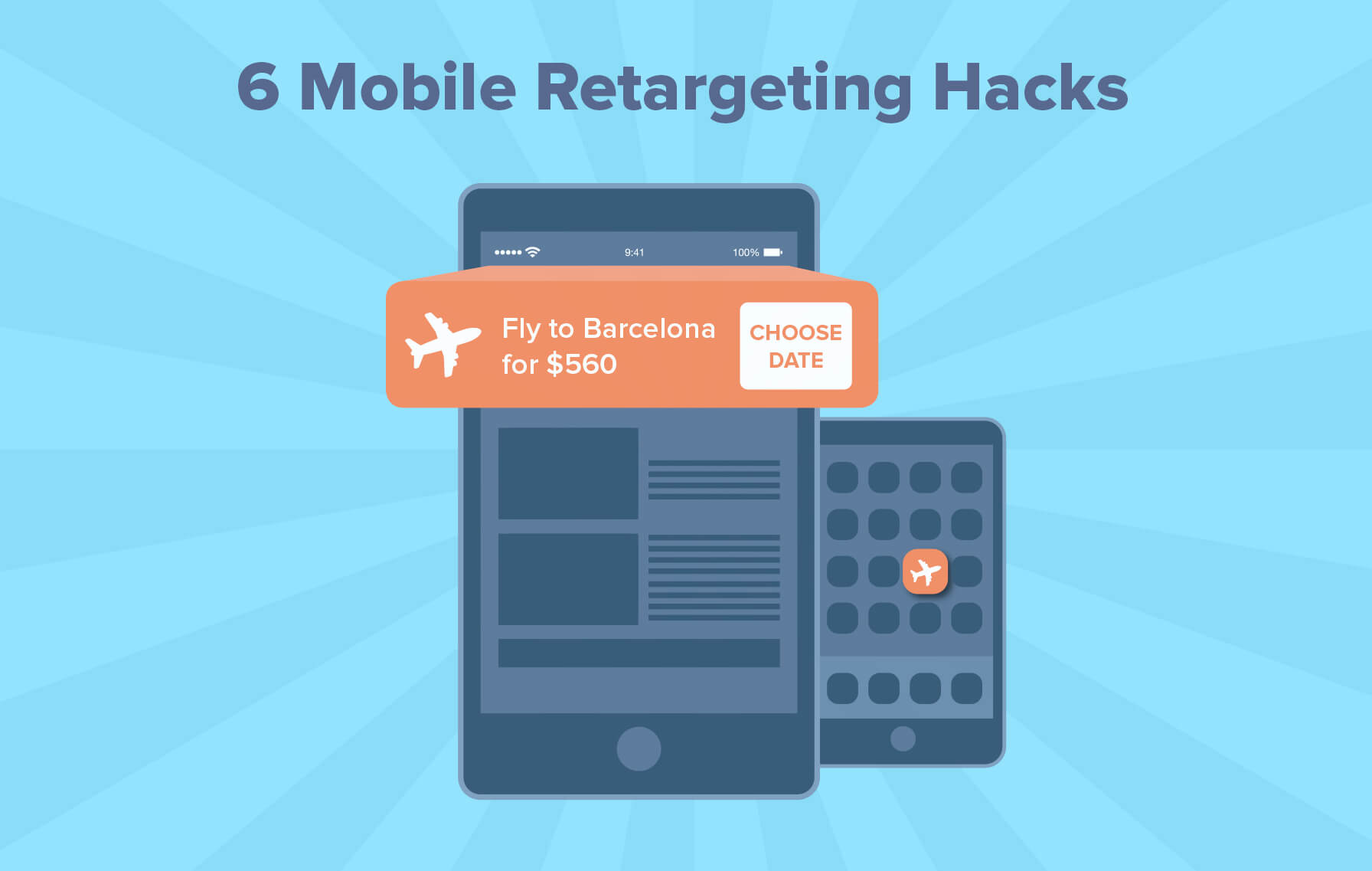 6 Hacks to Make the Most of Mobile Retargeting