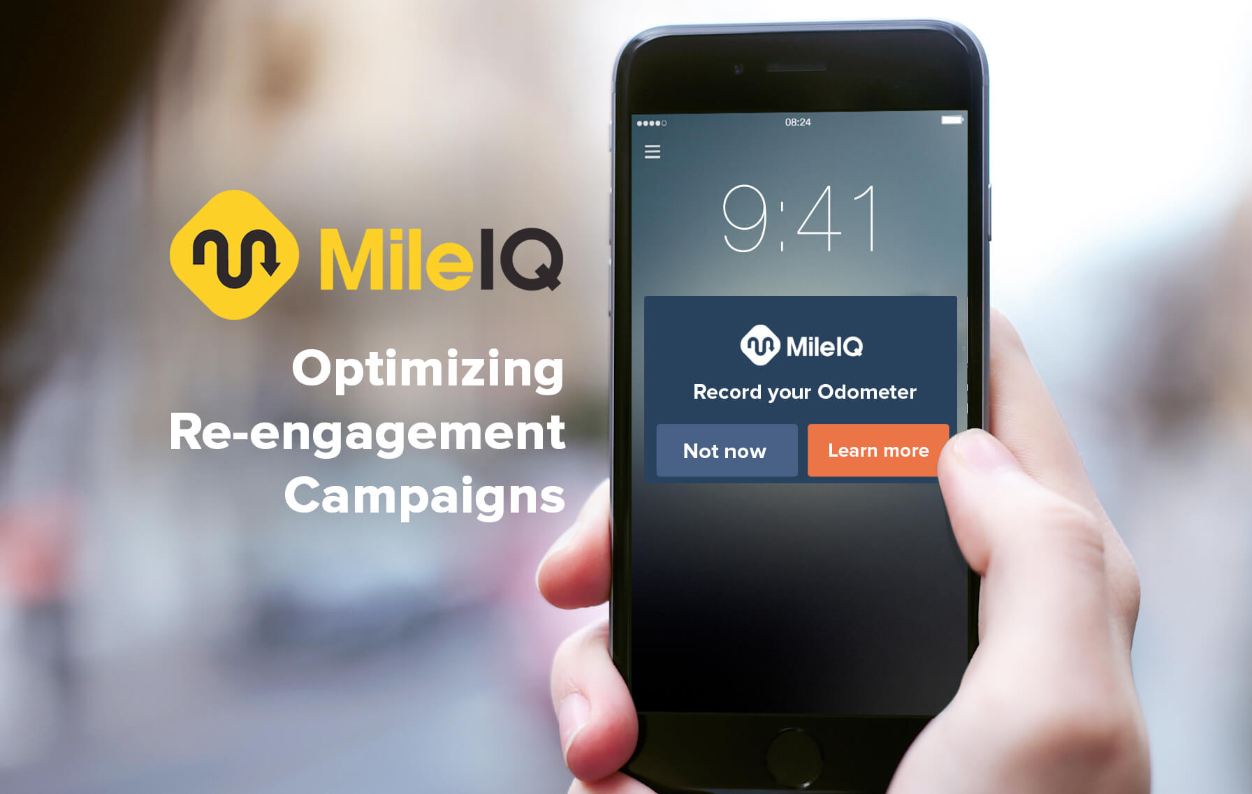 Tales from the UA Trenches: Optimizing Mobile Re-engagement Campaigns at MileIQ