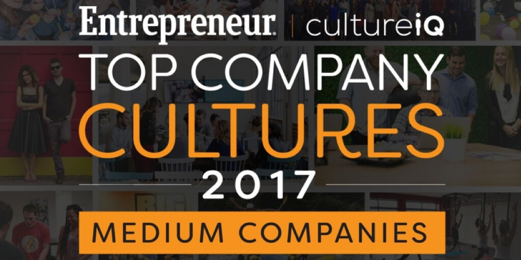 Liftoff Ranks #14 in Entrepreneur's Top Company Cultures List