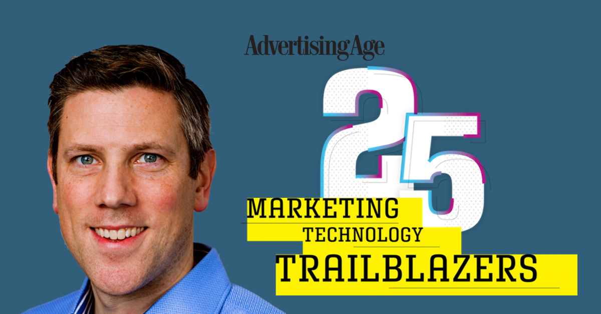 Ad Age Lists Mark Ellis, Liftoff CEO & Co-Founder, 2017 Marketing Tech Trailblazer