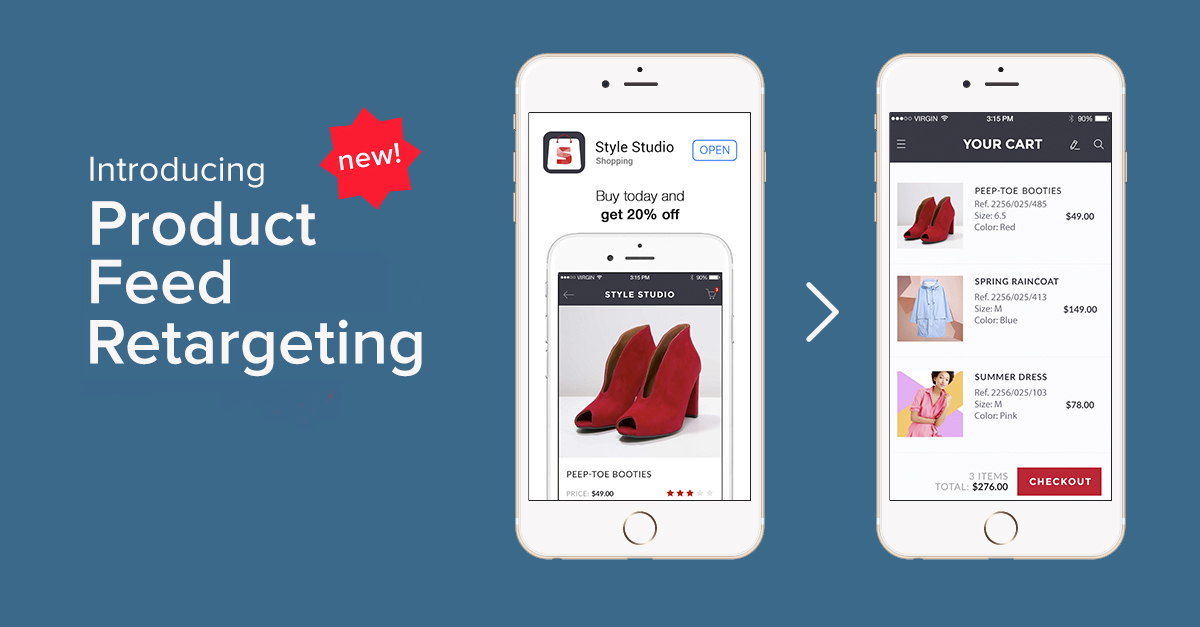 "Introducing ""Product Feed Retargeting"": Taking Re-Engagement to the Next Level"