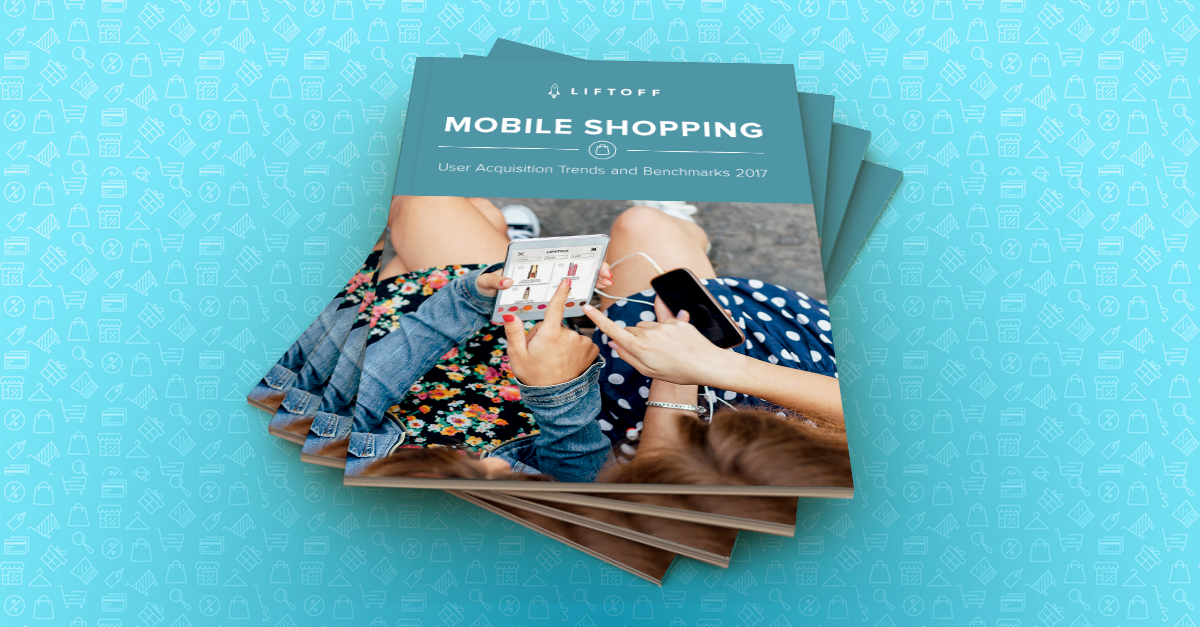 NEW! 2017 Mobile Shopping Apps Report
