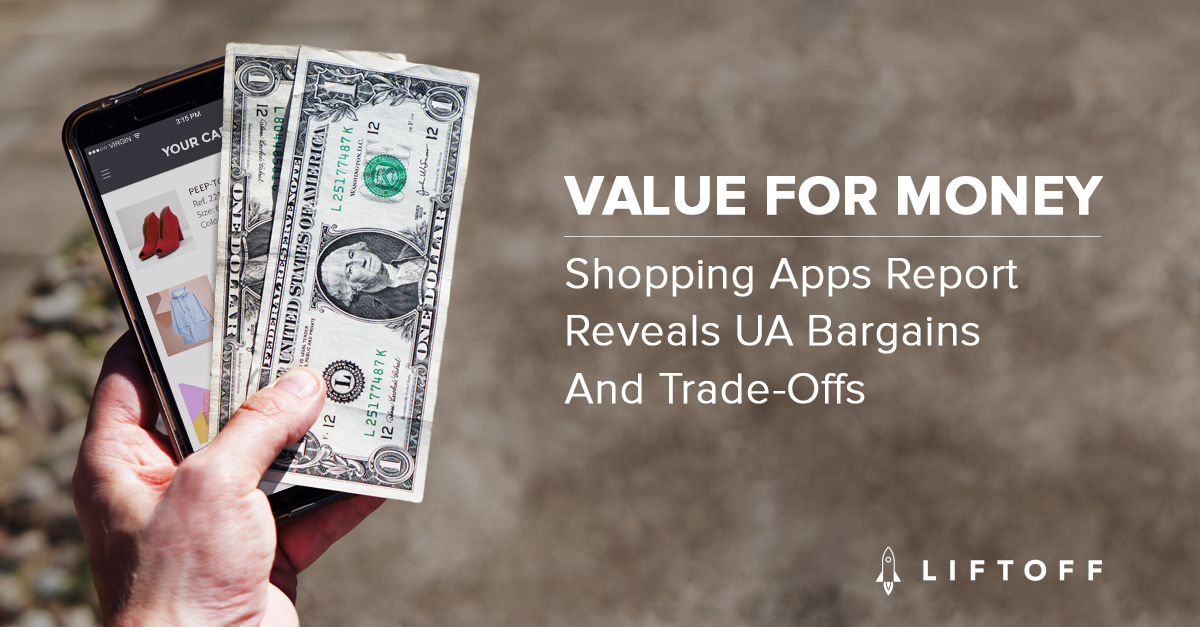 Value For Money: Shopping Apps Report Reveals UA Bargains And Trade-Offs