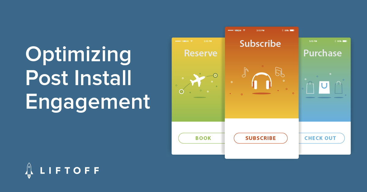 Optimizing Post Install Engagement
