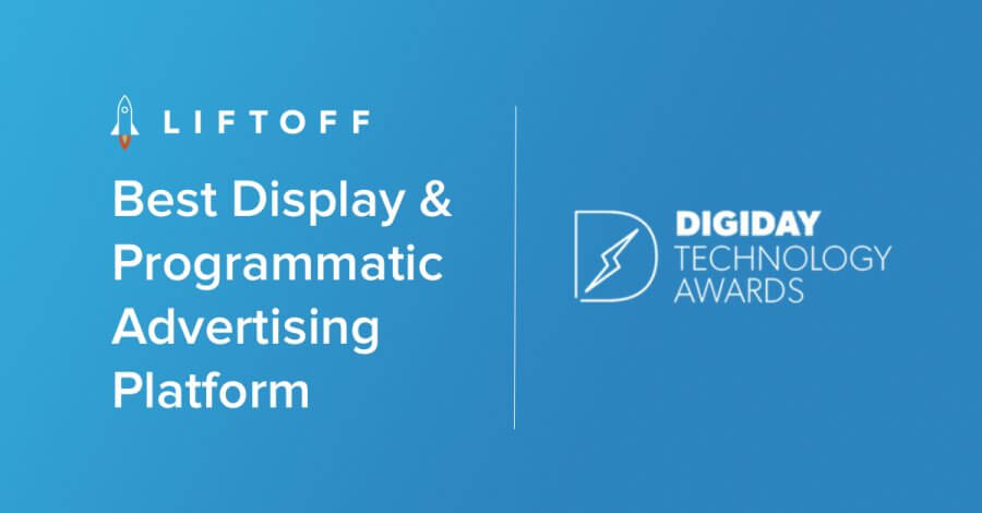 Digiday Award