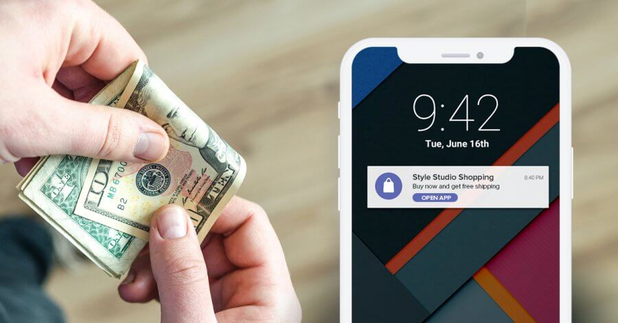 double paying for mobile app retargeting