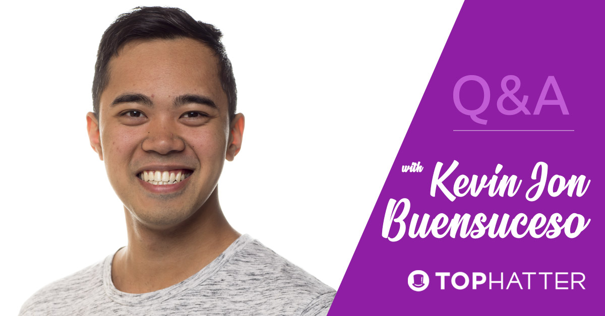 Kevin Jon Buensuceso (Tophatter): What I Learned in My First Year as a Mobile Marketer