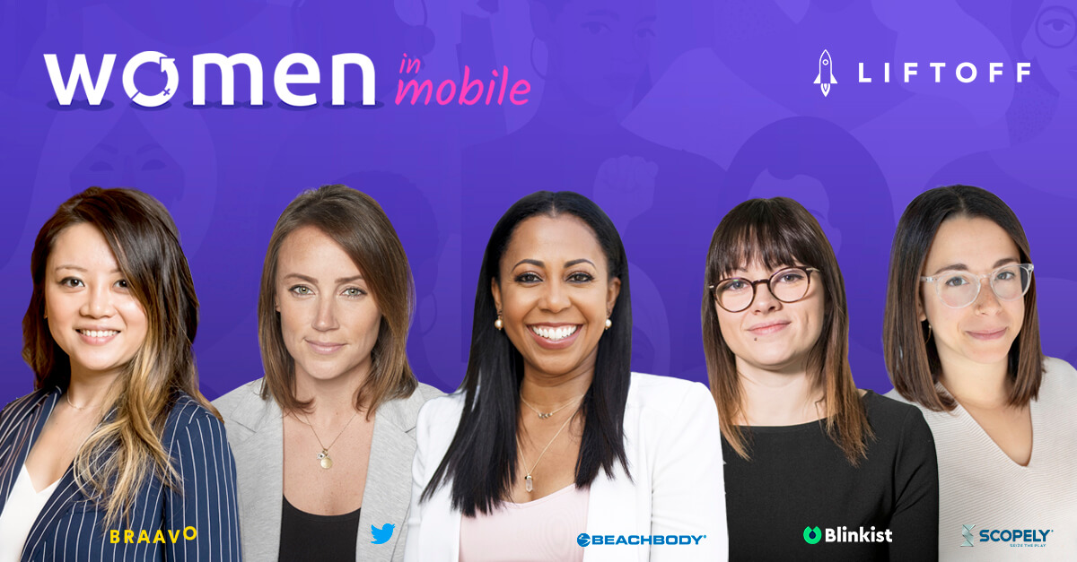 Women in Mobile: Career Lessons from Industry Leaders