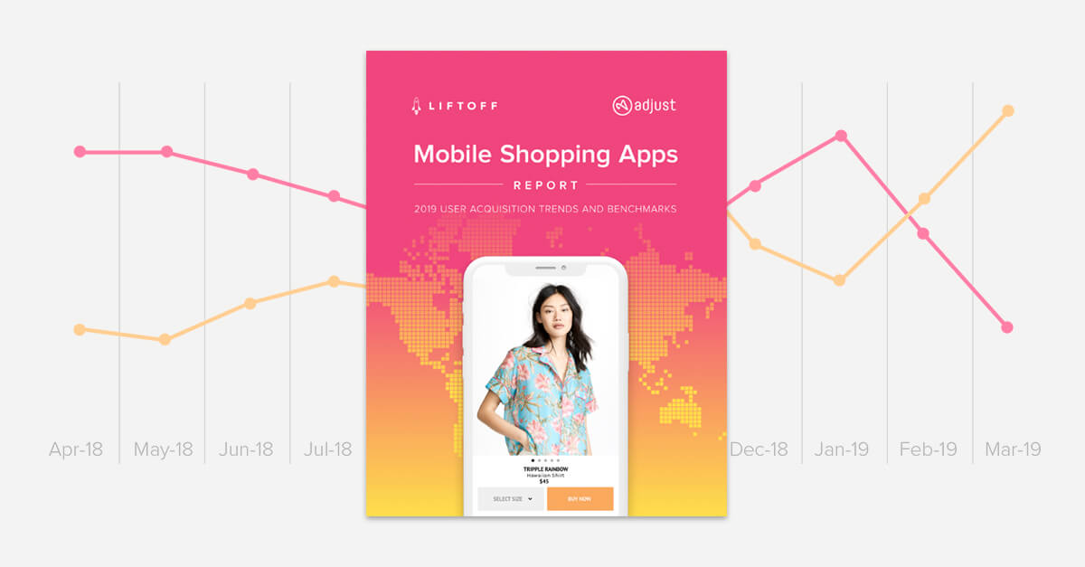 2019 Mobile Shopping Apps Report: From Seasonal to Year Round Shopping