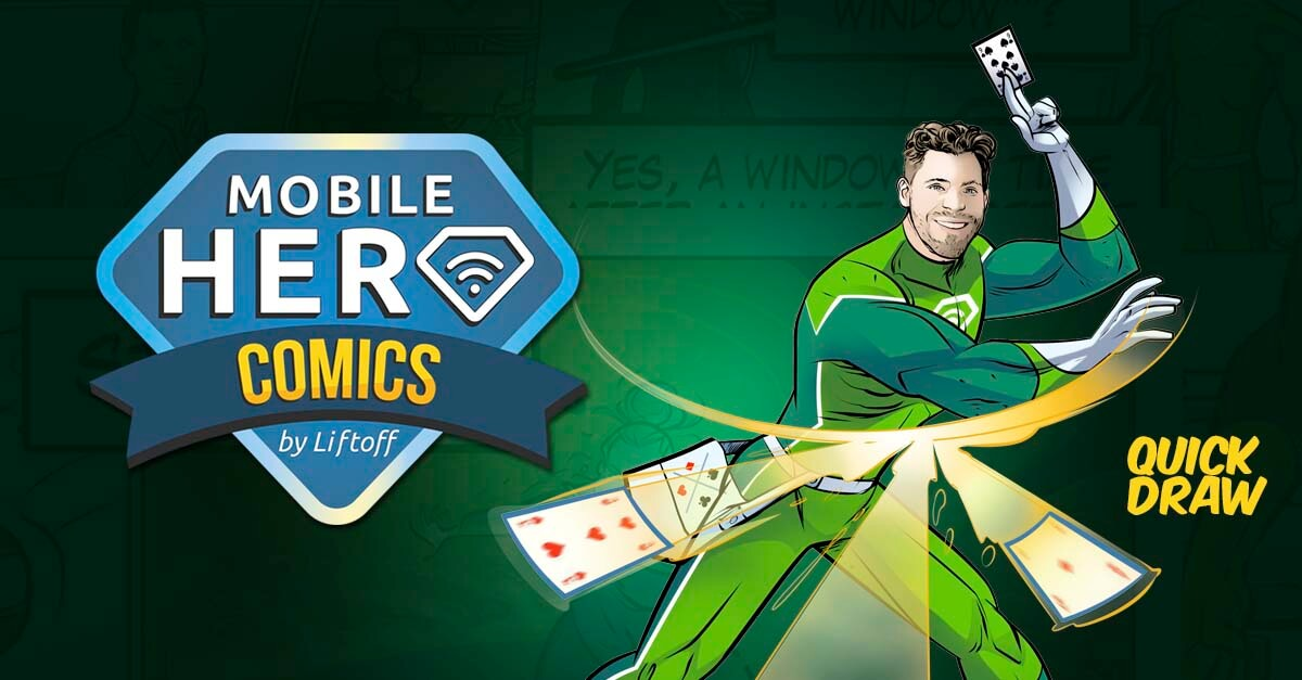 Mobile Hero Comics
