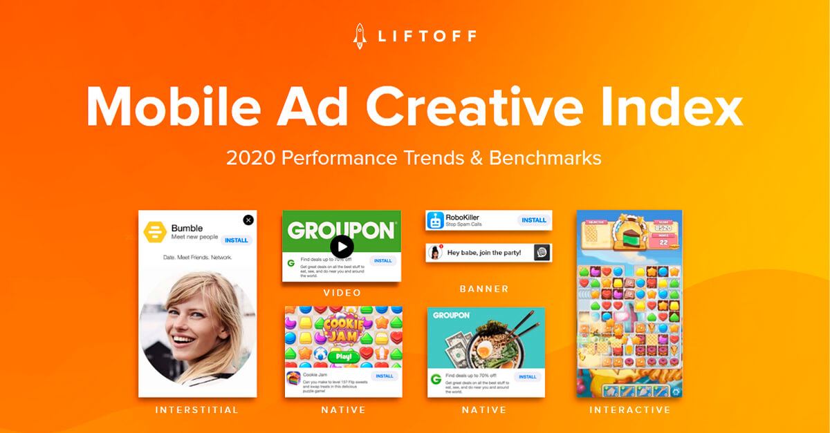 NEW! 2020 Mobile Ad Creative Index