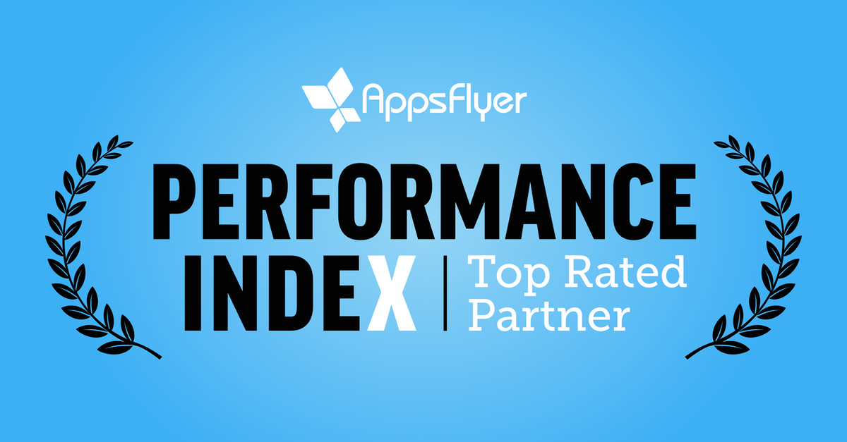 Liftoff Recognized as a Top 10 Media Source in AppsFlyer's Tenth Performance Index