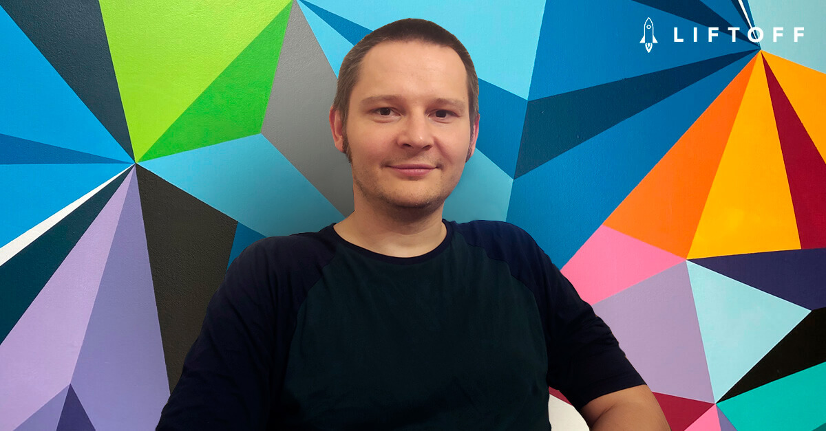 Liftoff Employee Spotlight: Wojciech Kazana – Engineering Team Lead of Machine Learning, Paris