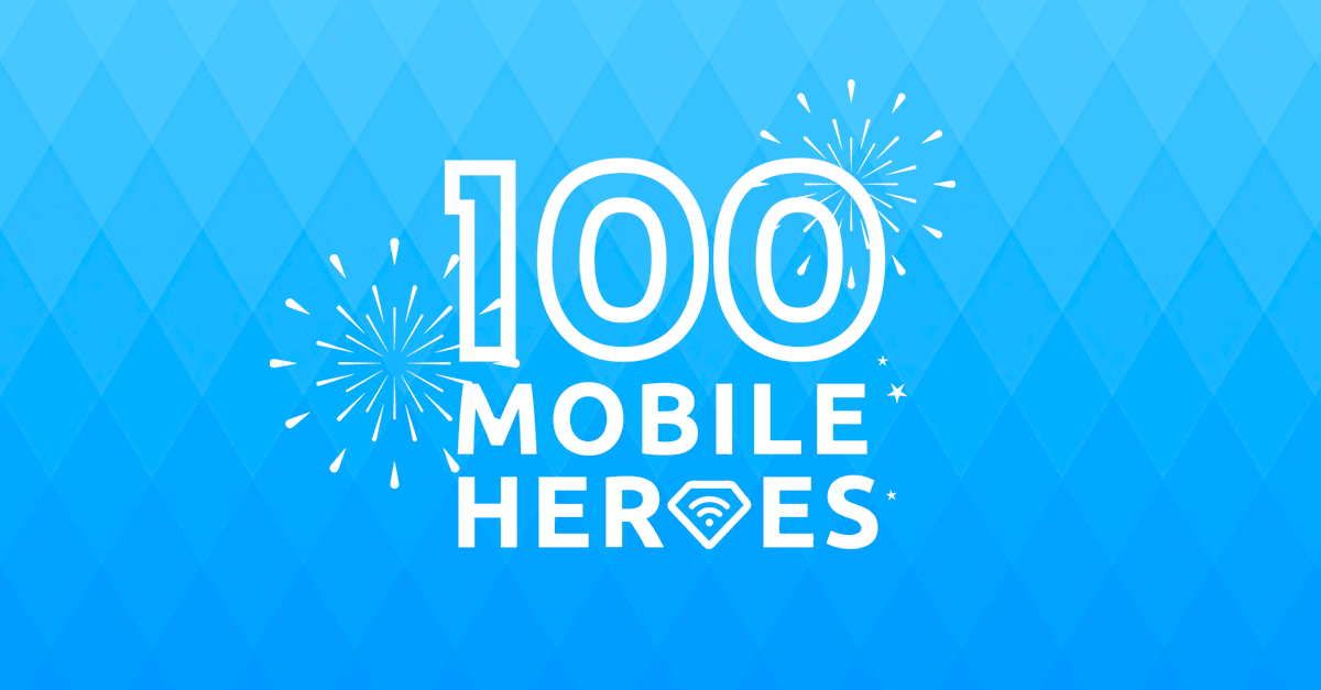 Celebrating 100 Mobile Heroes: Liftoff Kicks Off Mobile Heroes' 5-Year Anniversary