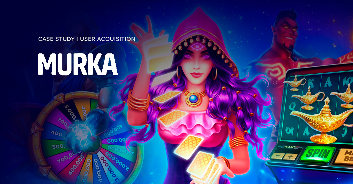 With Non-Personalized Traffic, Murka's ROAS Increased by 3%