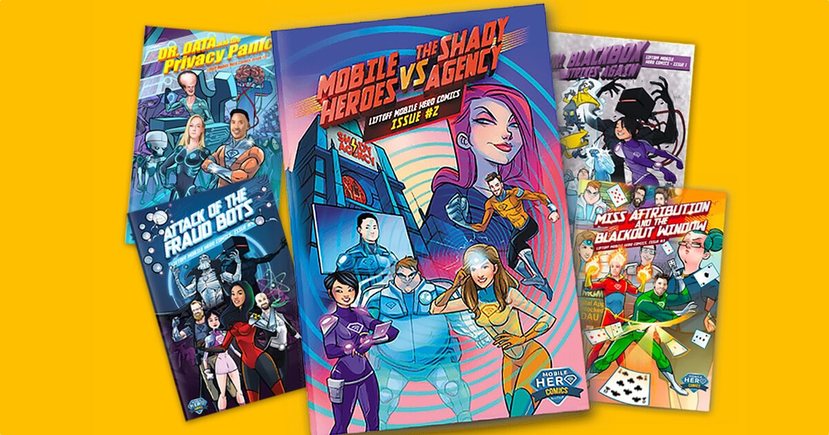 Ad Age: How Comic Books Make Mid-level Marketers Into Heroes and Bot Fraud a Fun Topic