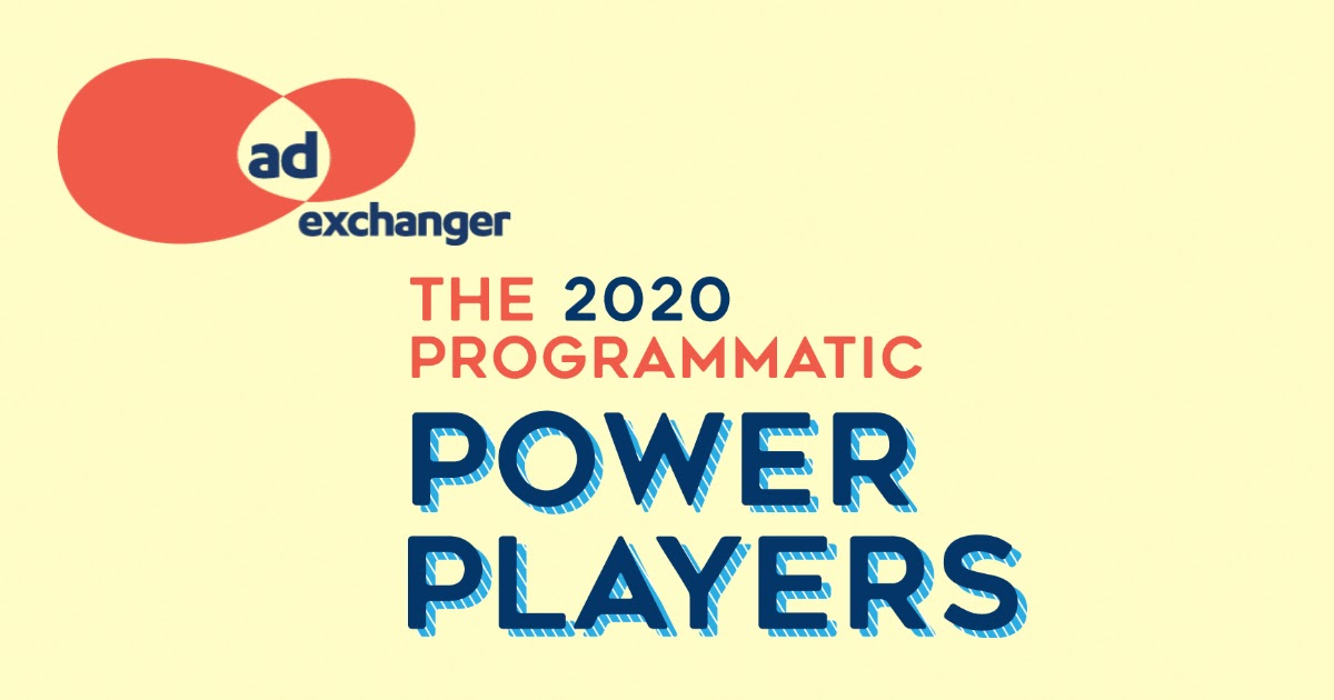 Liftoff Makes AdExchanger's 2020 Programmatic Power Players List